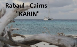 RABAUL TO CAIRNS